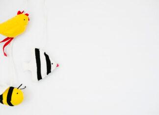 Kontrastowe zabawki dla niemowląt - sensoryczna frajda