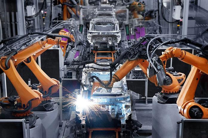 Języki programowania robotów przemysłowych